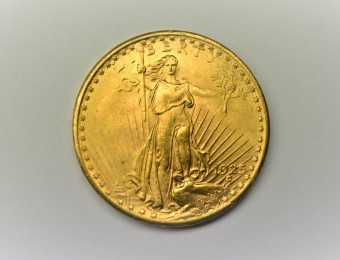 Double Eagle 20 Dollars USA