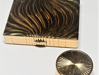 VERDURA Box and BULGARI Pill Box. 750 GOLD