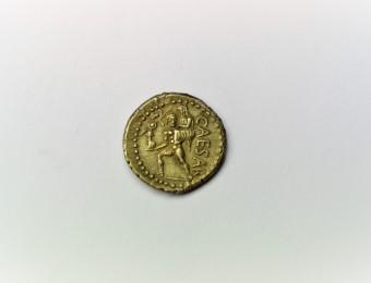 Denarius Julius Caesar 48-47 B.C.