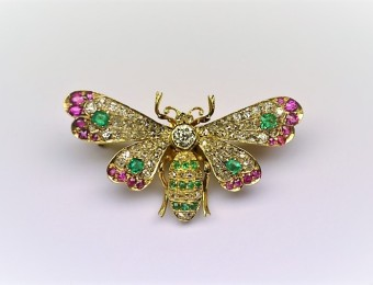 Turn of the Century Brooch