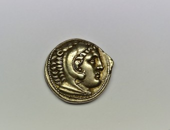 Tetradrachm Alexander the Great 336-323 BC