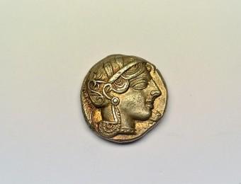 Athens Tetradrachm 480 BC